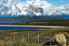 ... Märchenwelt Torres del Paine ...