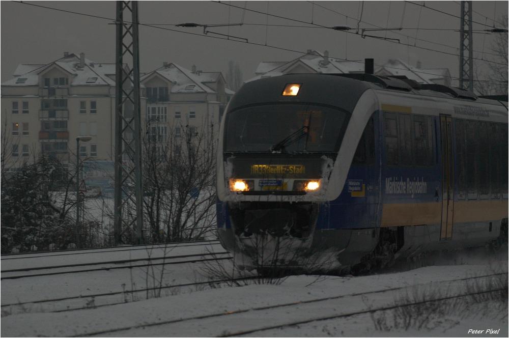 Märkische Regiobahn