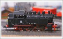 Märklin Dampflok BR 81 001
