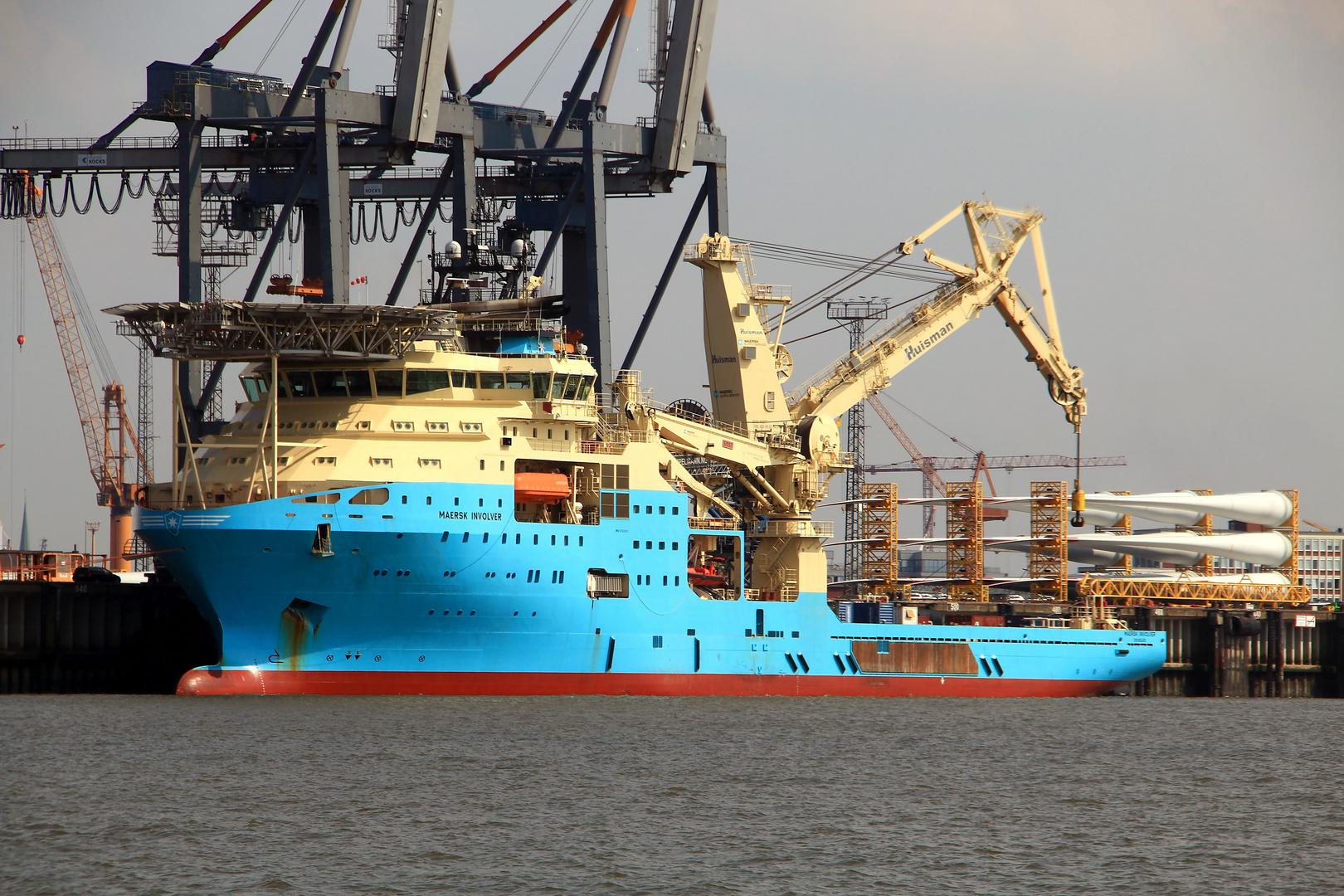 Maersk Involver