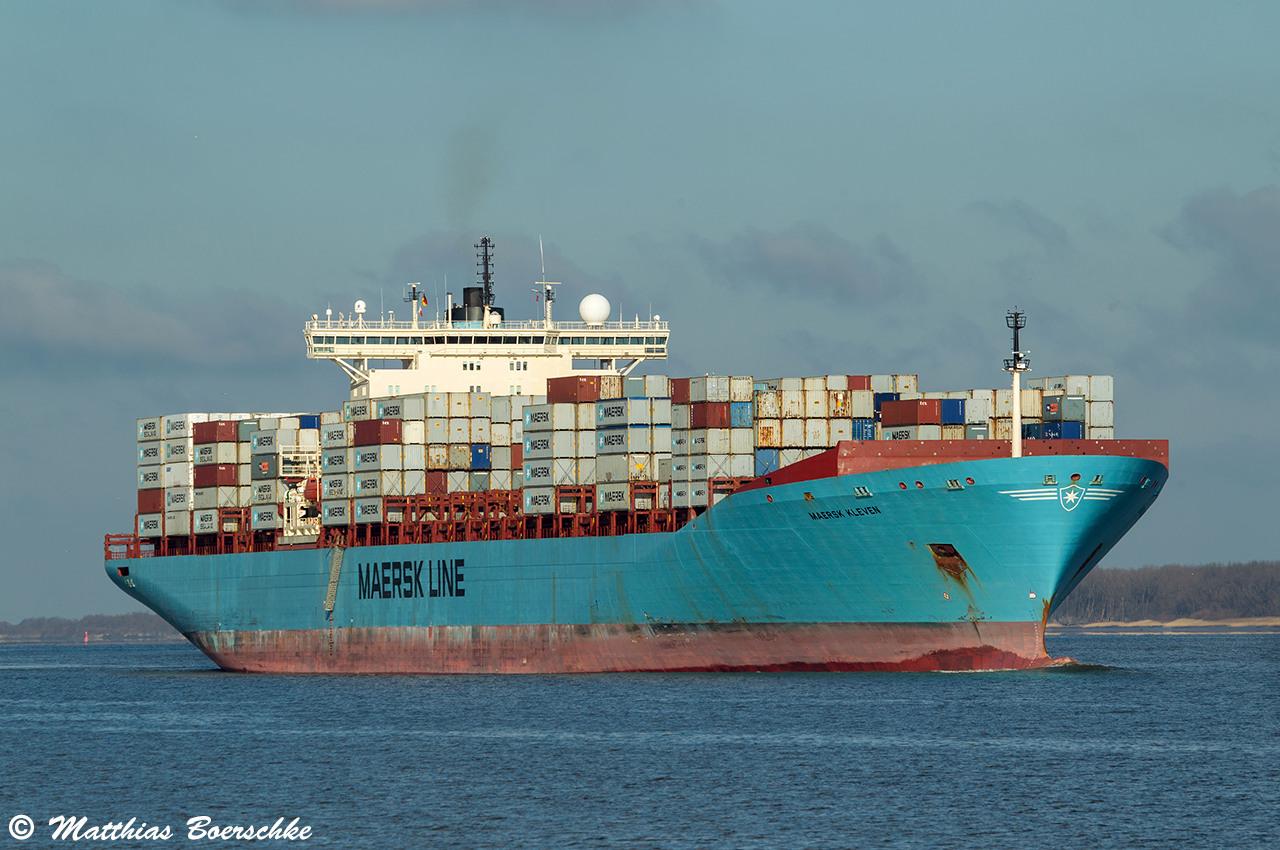 Maersk Kleven