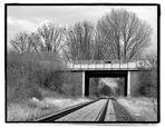 März 2012: Noch keine Züge in Sicht