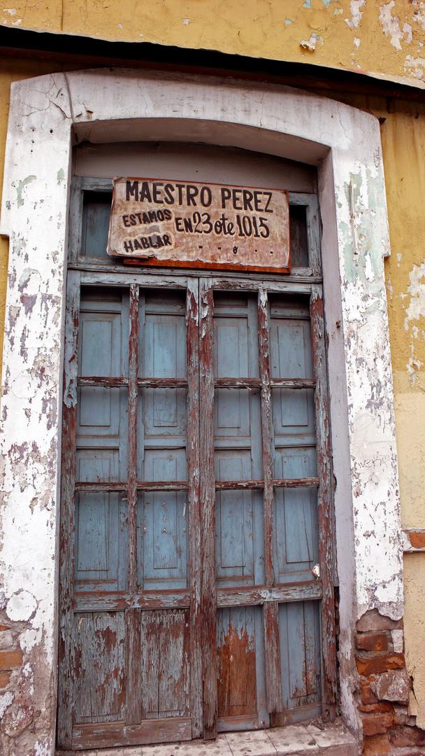 Maestro Perez