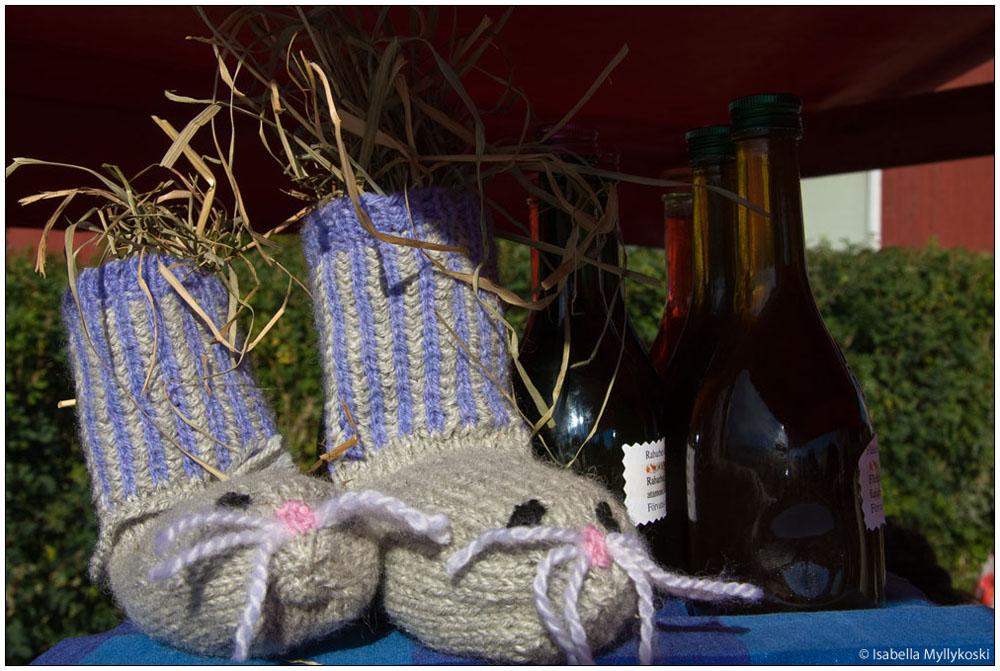Mäuschen-Socken