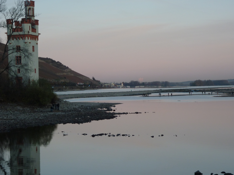 Mäuseturm am Rhein