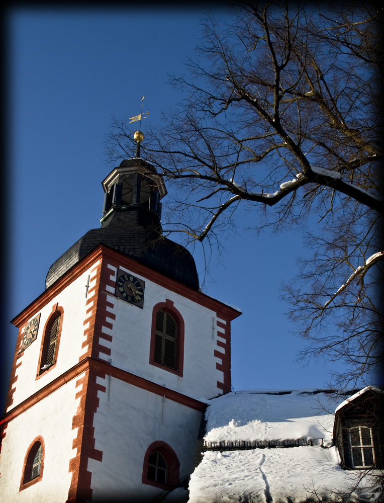 ...Magdalenen Kirche Mehlis...
