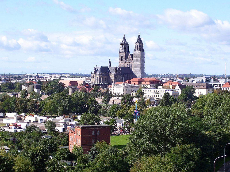 ...Magdeburg...