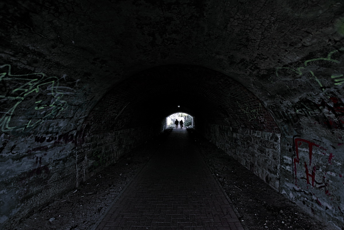 Magdeburg Foot Tunnel