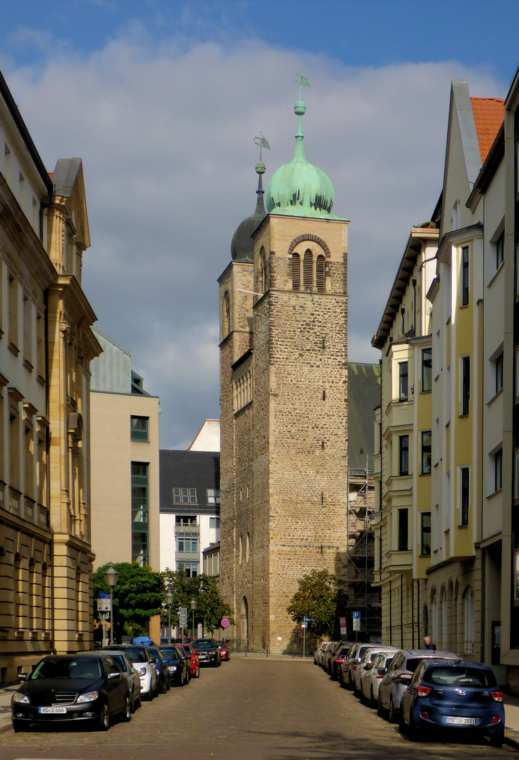 Magdeburg, Kathedrale St Sebastian