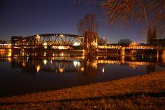Magdeburg @ Night