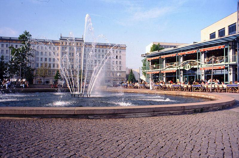 Magdeburg Ulrichsplatz