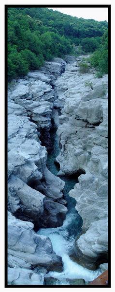 Maggia, Tessin , Schweiz, viel Stein und Wasser