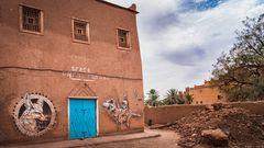 Maghrebinische Streetart
