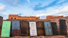 Maghrebinische Türen #6