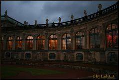 Magic Dresden at Night - United again -