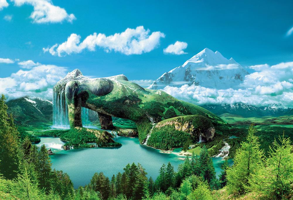 Magic Mountain