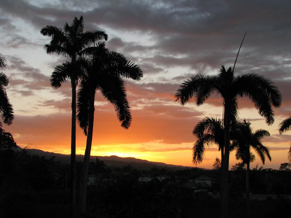 MAGIC SUNSET on OCHOS RIOS
