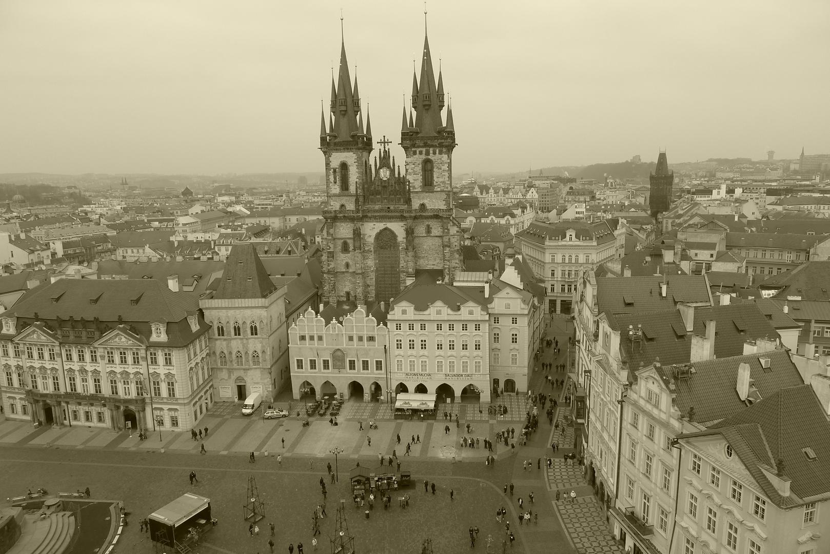 magica Praha