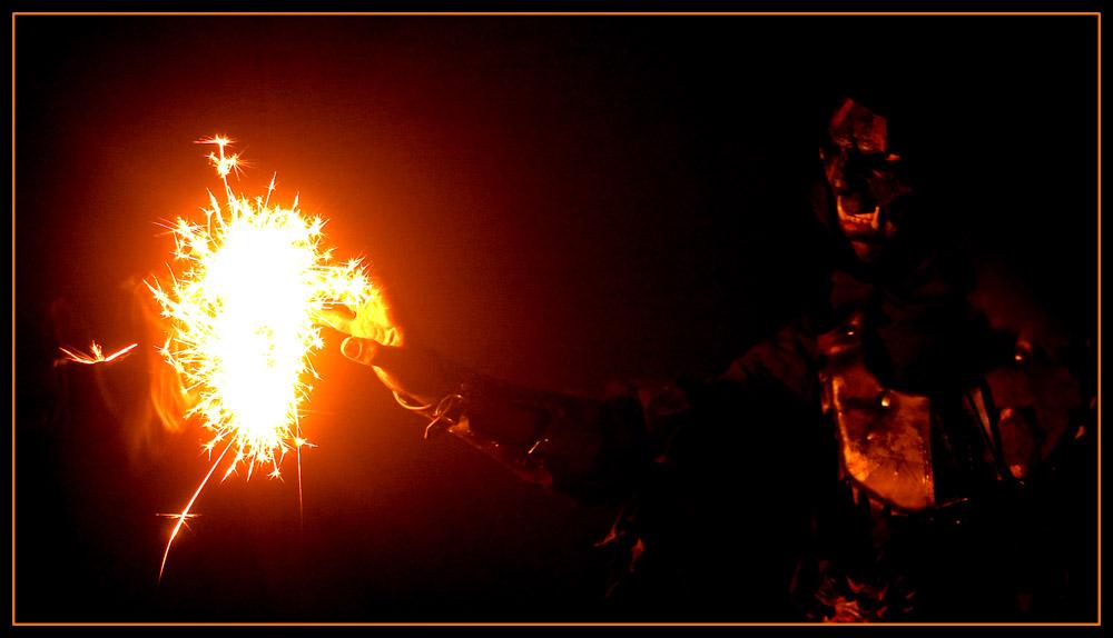 .....magical fireball....
