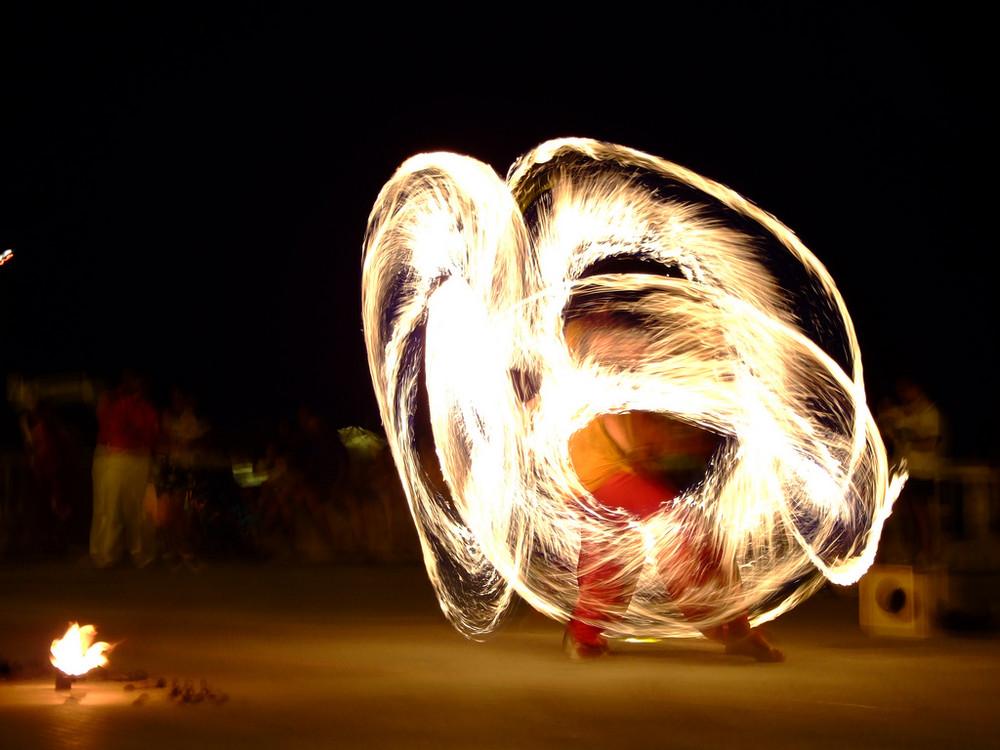 magie di fuoco