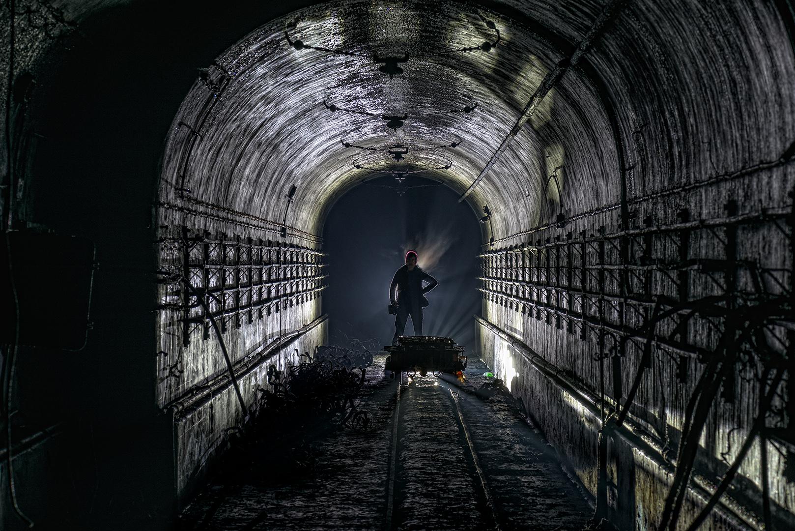 Maginot-Linie, Ingrid im Zentralstollen