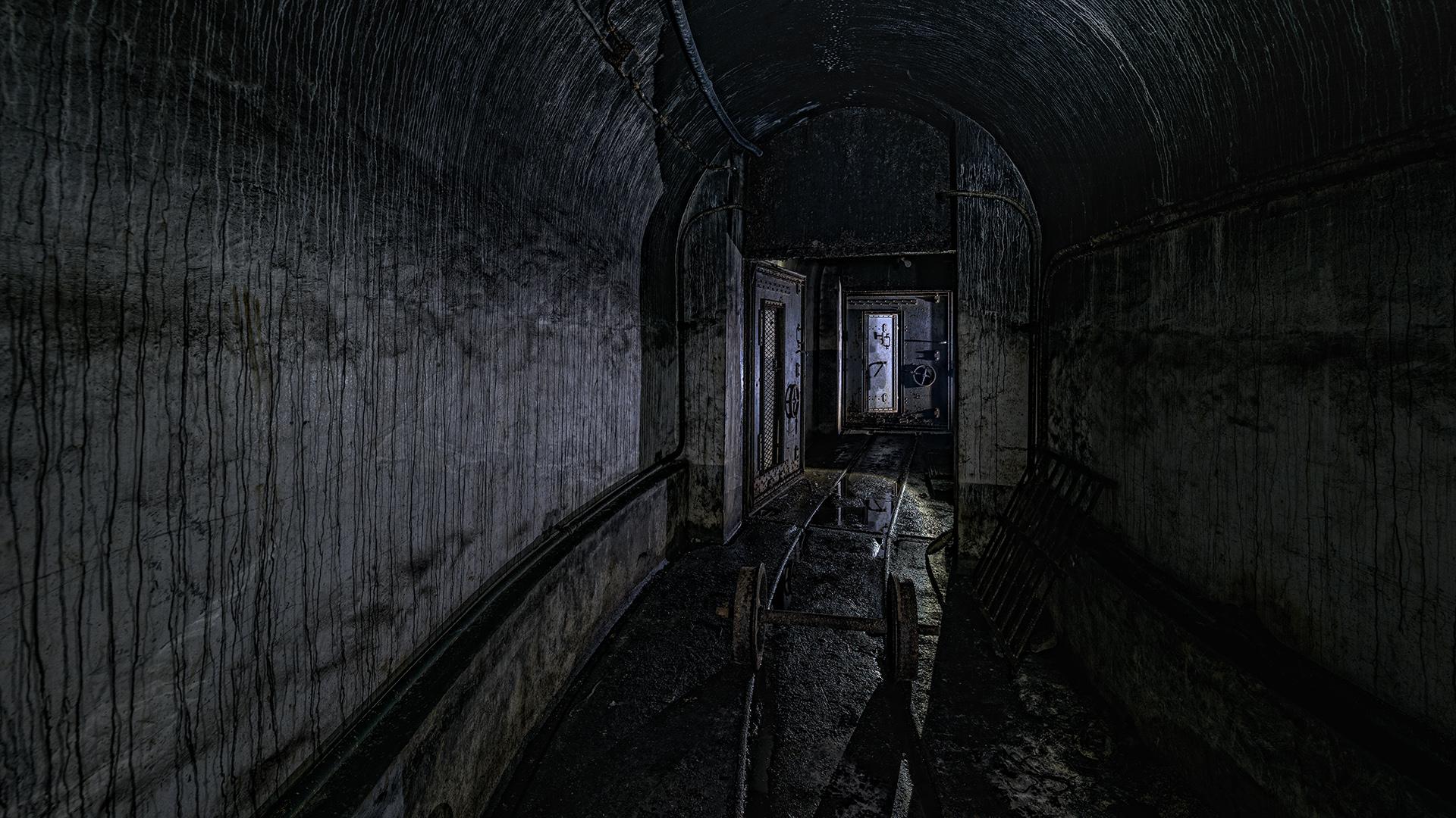 Maginot-Linie, Zugang zu Block 7