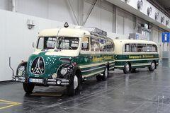 Magirus Bus