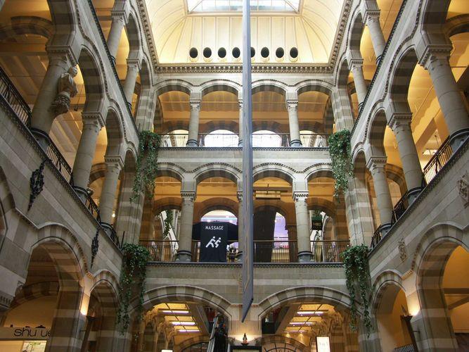 Magna Plaza - Amsterdam