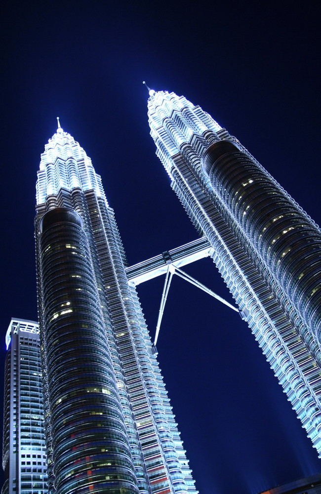 Magnificent Petronas Tower
