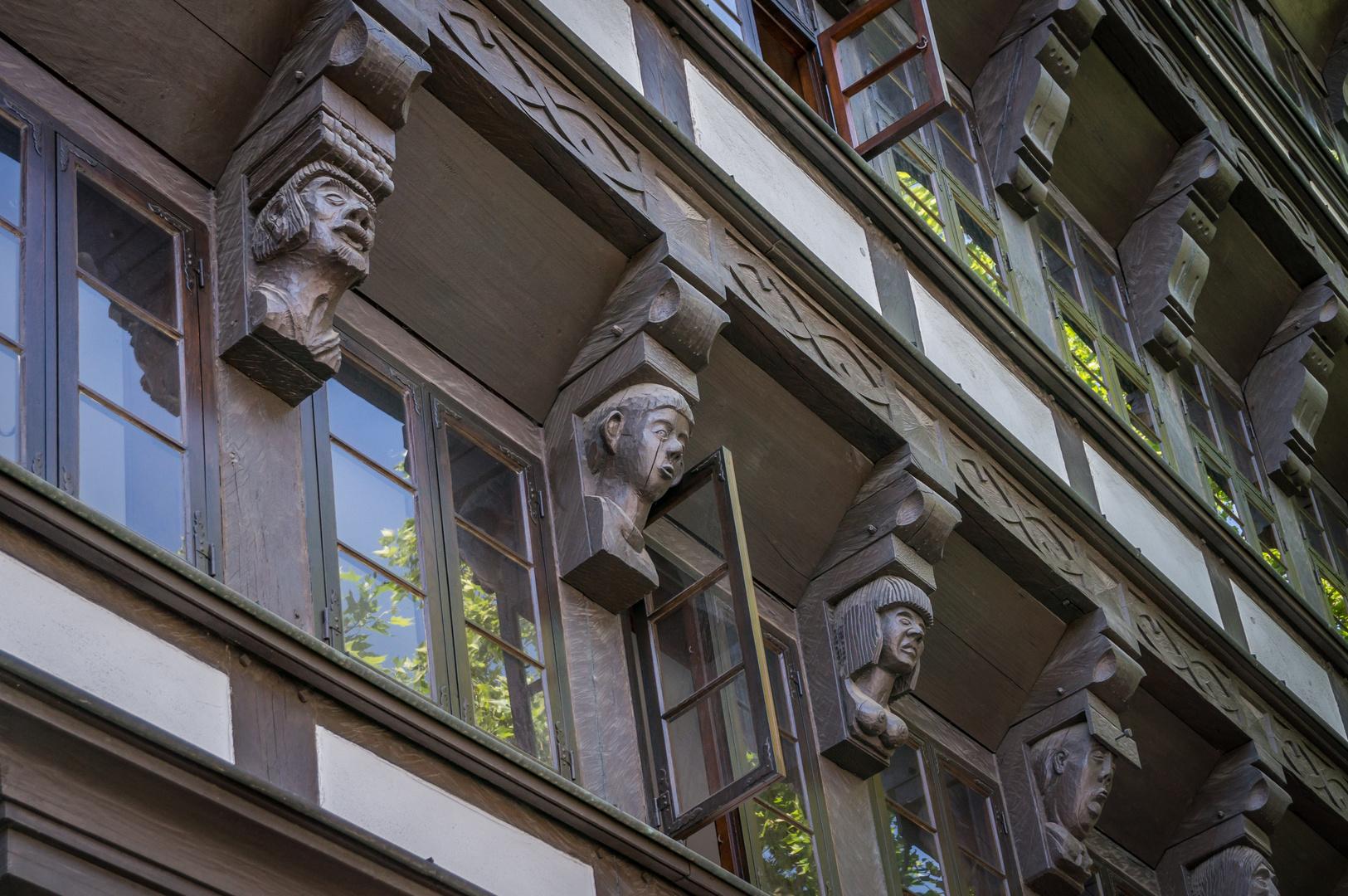 Magniviertel Iii Braunschweig Foto Bild Altstadt Fachwerk