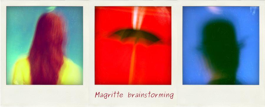 Magritte brainstorming
