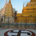 Mahamuni paya (Mandalay)