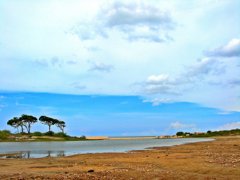 Mahasilawewa, Yala national park