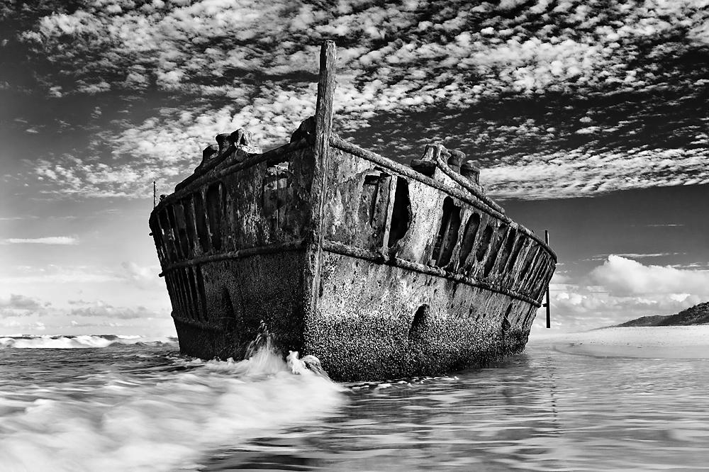 ~ Maheno Shipwreck ~
