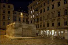 Mahnmal am Wiener Judenplatz