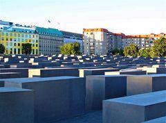Mahnmal für die ermordeten Juden Europas