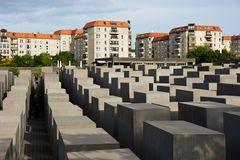 Mahnmal mitten in Berlin