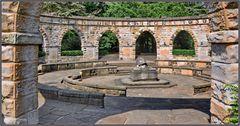 Mahnmal, Parkanlage am Schloss Wittringen
