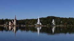 Mahone Bay/Nova Scotia