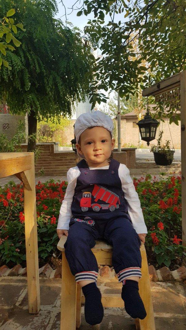 Mahoor... My son :-) 15months