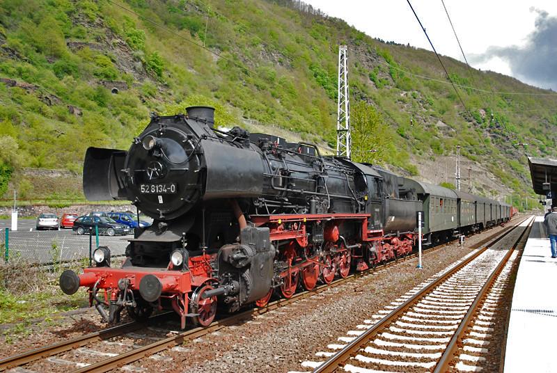 Mai-Ausflug nach Cochem