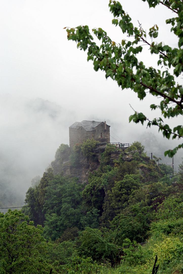 Mai in den korsischen Bergen