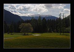 Mai in Filisur Graubünden