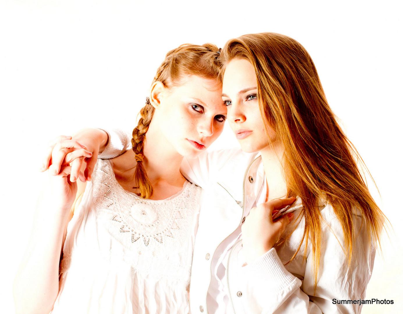 Maia + Susanne