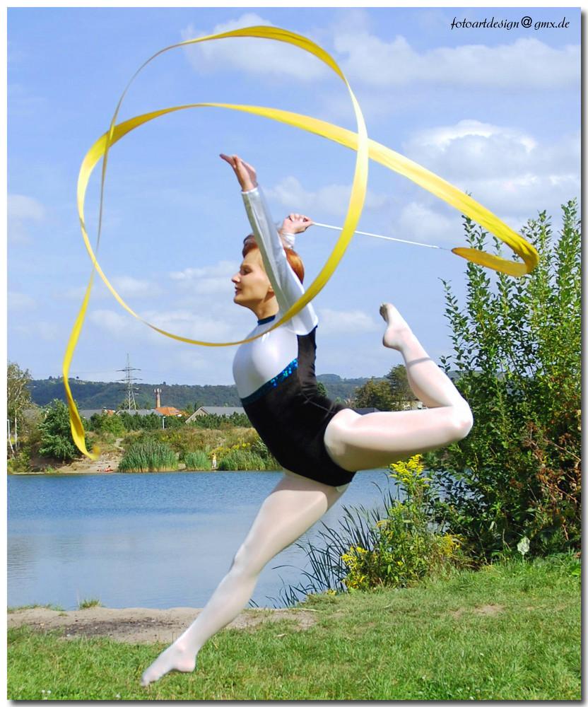 Maika Outdoor-Gymnastik in Dresden 9