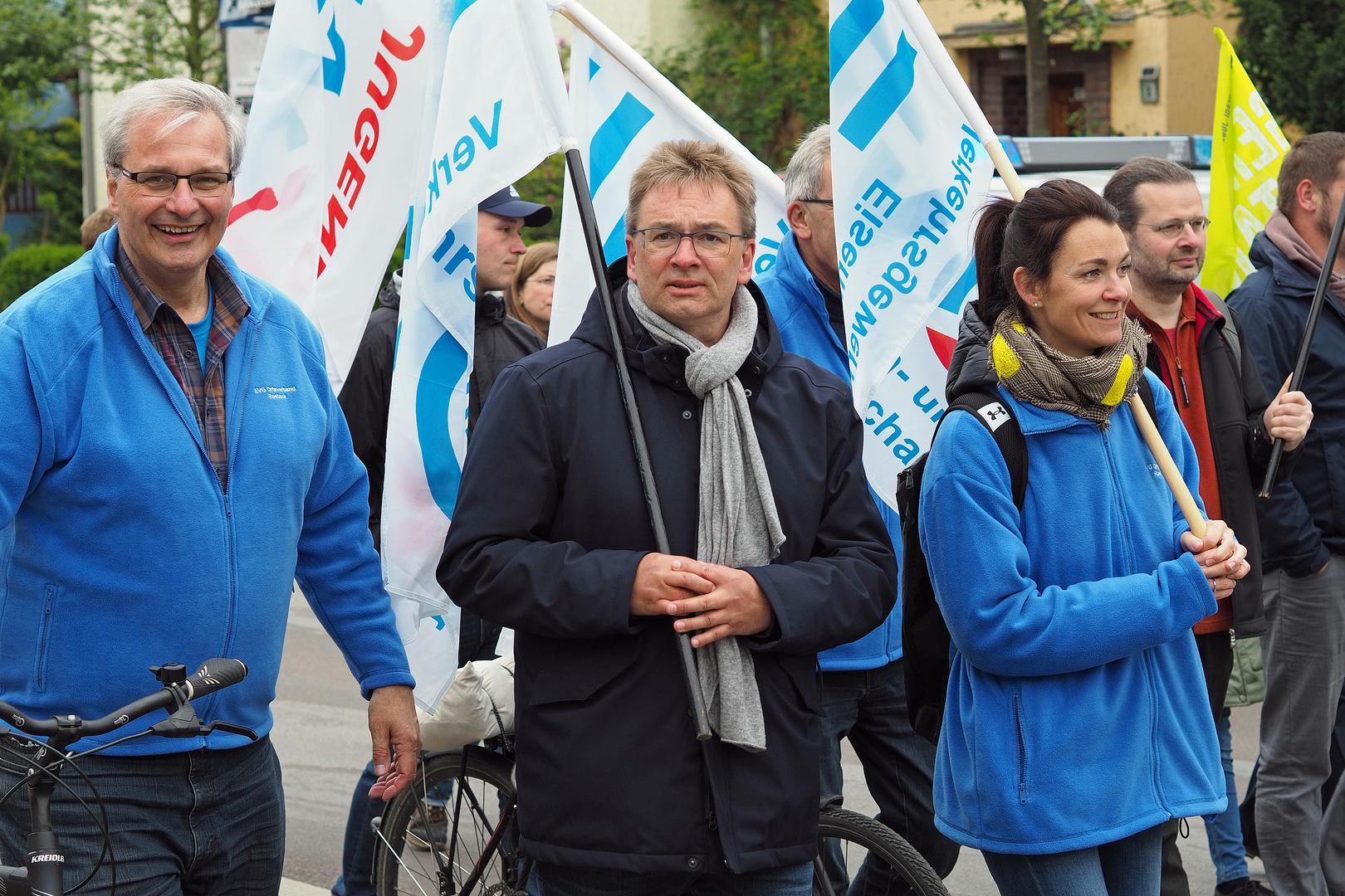 Maikundgebung in Rostock (3)