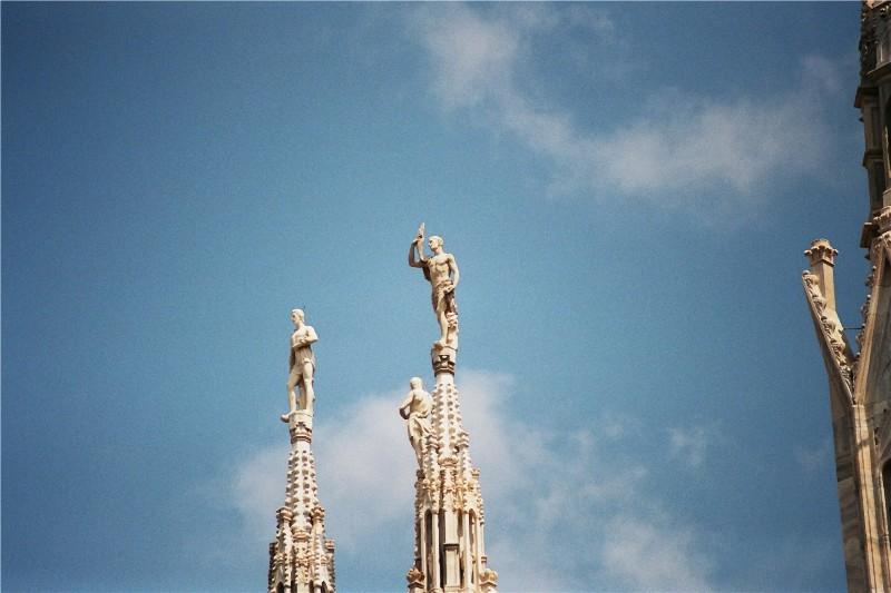 Mailänder Dom (Duomo St. Maria Nascente) picture 5