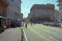 MAILAND CITY ART