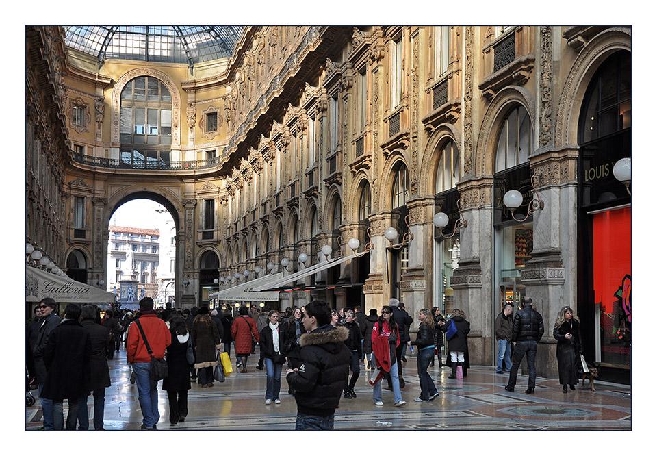Mailand Galeria