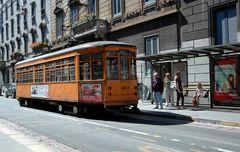 Mailand Straßenbahn